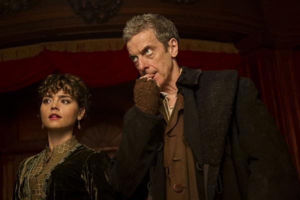 Doctor Who S08E01 Foto #1