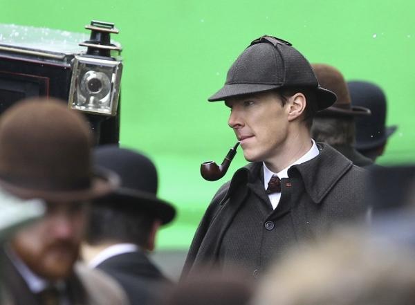 'Sherlock' Special foto 5