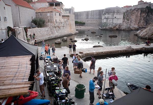 Setfoto Slaver's Bay 'Game of Thrones' S04