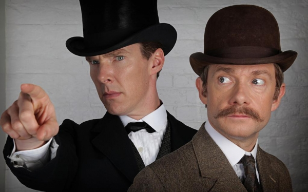 'Sherlock' S4 foto