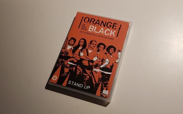 'Orange is the New Black' S5 cover
