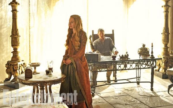 'Game of Thrones' S04 - Jaime & Cersei