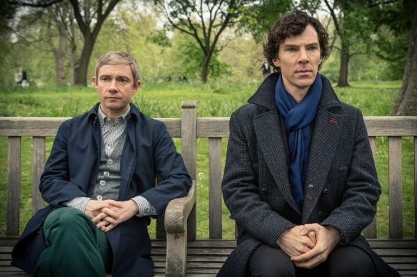 Sherlock Series 3 'Sherlock & Watson'