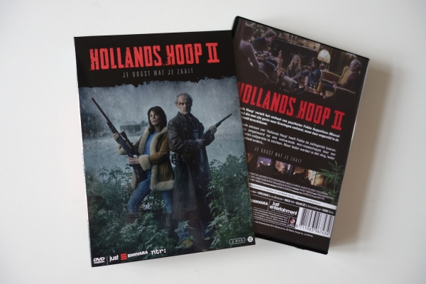 'Hollands Hoop' (S2) Cover