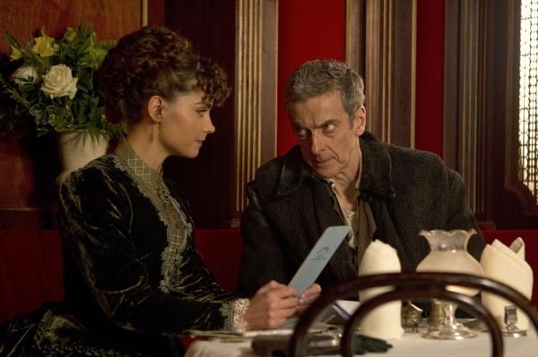 Doctor Who S08E01 Foto #2