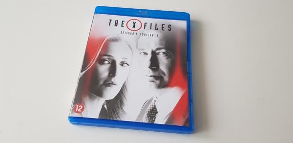 'The X-Files' seizoen 11 cover