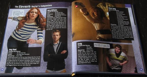 Boekrecensie 'Doctor Who: Essential Guide' #3
