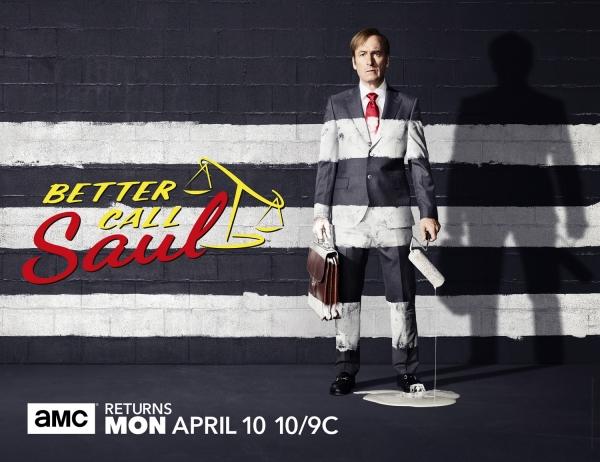 Better Call Saul seizoen 3 banner