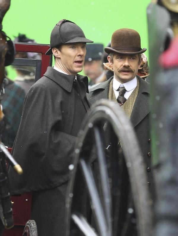 'Sherlock' Special foto 6