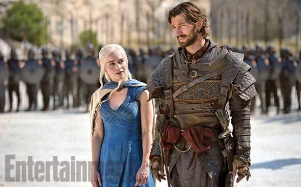 Foto's 'Game of Thrones' seizoen 4 - Serietotaal.nl Daario Naharis Game Of Thrones Season 4