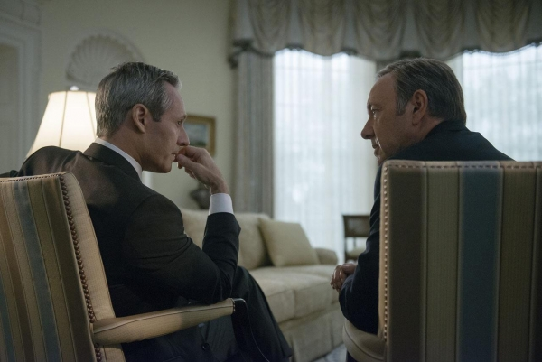 'House of Cards' S02 Foto #9