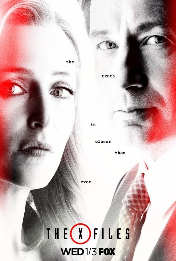 The X-Files season 11 poster