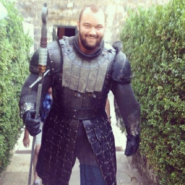 The Mountain foto Game of Thrones S4