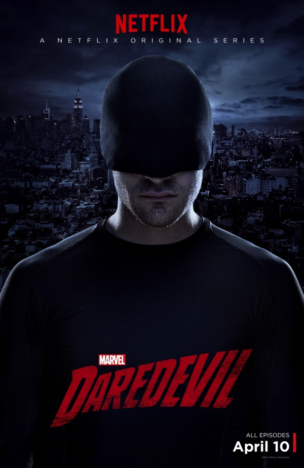'Daredevil' S1 poster