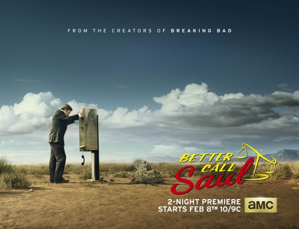 'Better Call Saul' S1 poster