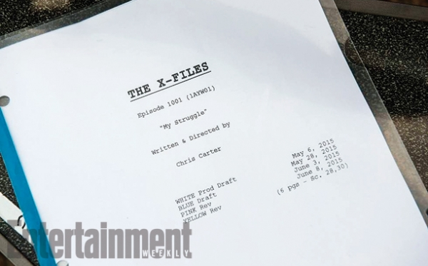 The X-files revival foto #3