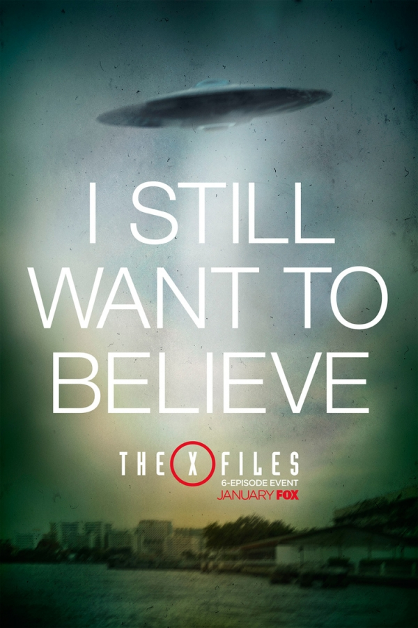 The X-Files poster 3
