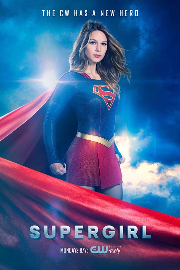 Poster Supergirl seizoen 2