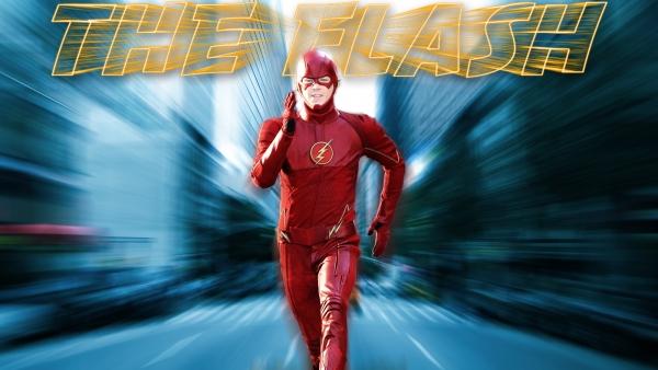 The Flash promo-afbeelding