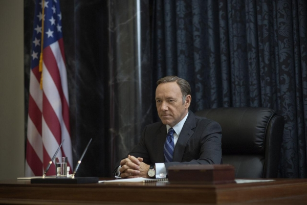 'House of Cards' S02 Foto #5