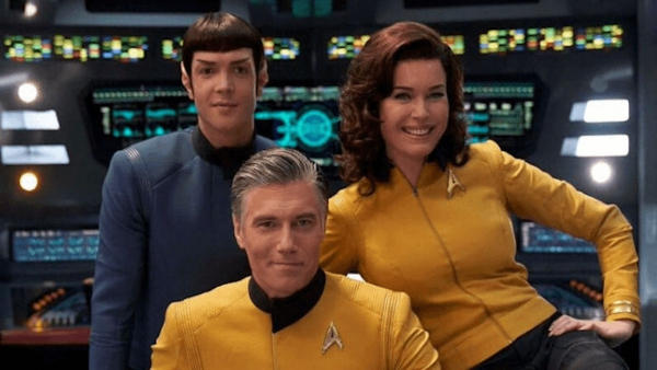 'Star Trek: Strange New Worlds' doet het anders