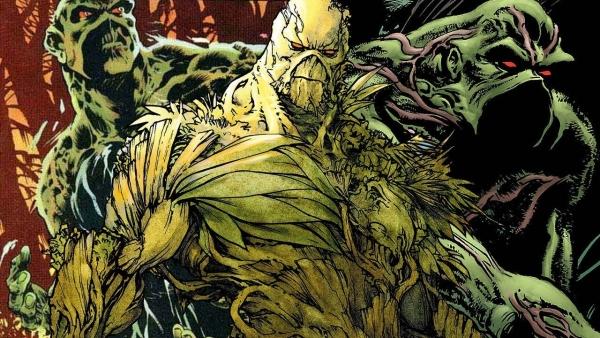 'Swamp Thing' wordt gruwelijk