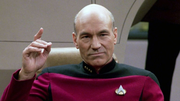 Meerdere seizoenen Picard-serie in de maak