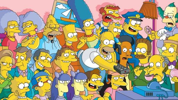 Twee nieuwe seizoenen 'The Simpsons'!