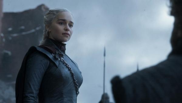 Emilia Clarke niet blij met einde Game of Thrones