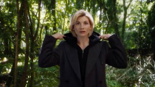 Voor het eerst een vrouwelijke 'Doctor Who'!