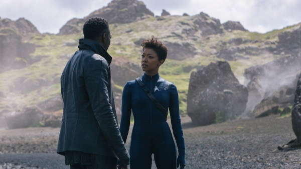 Spectaculaire opening 'Star Trek: Discovery' S3