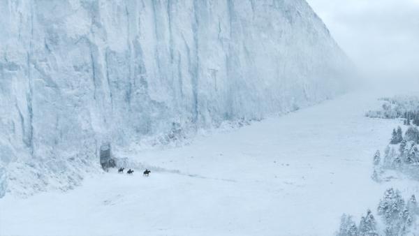 Is de Night's Watch klaar in Game of Thrones?
