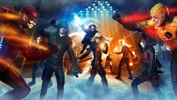 The CW gunt al zijn DC-series nieuwe seizoenen