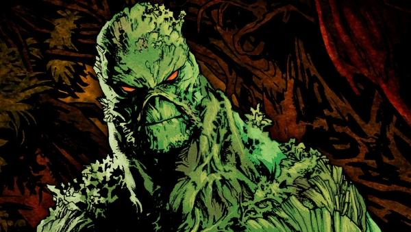 Twee acteurs gecast als 'Swamp Thing'!