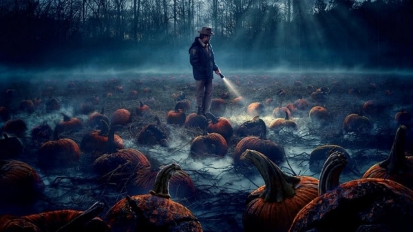 Halloweenposter 'Stranger Things' seizoen 2