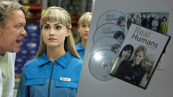 Tv-serie op Dvd: Real Humans (seizoen 2)
