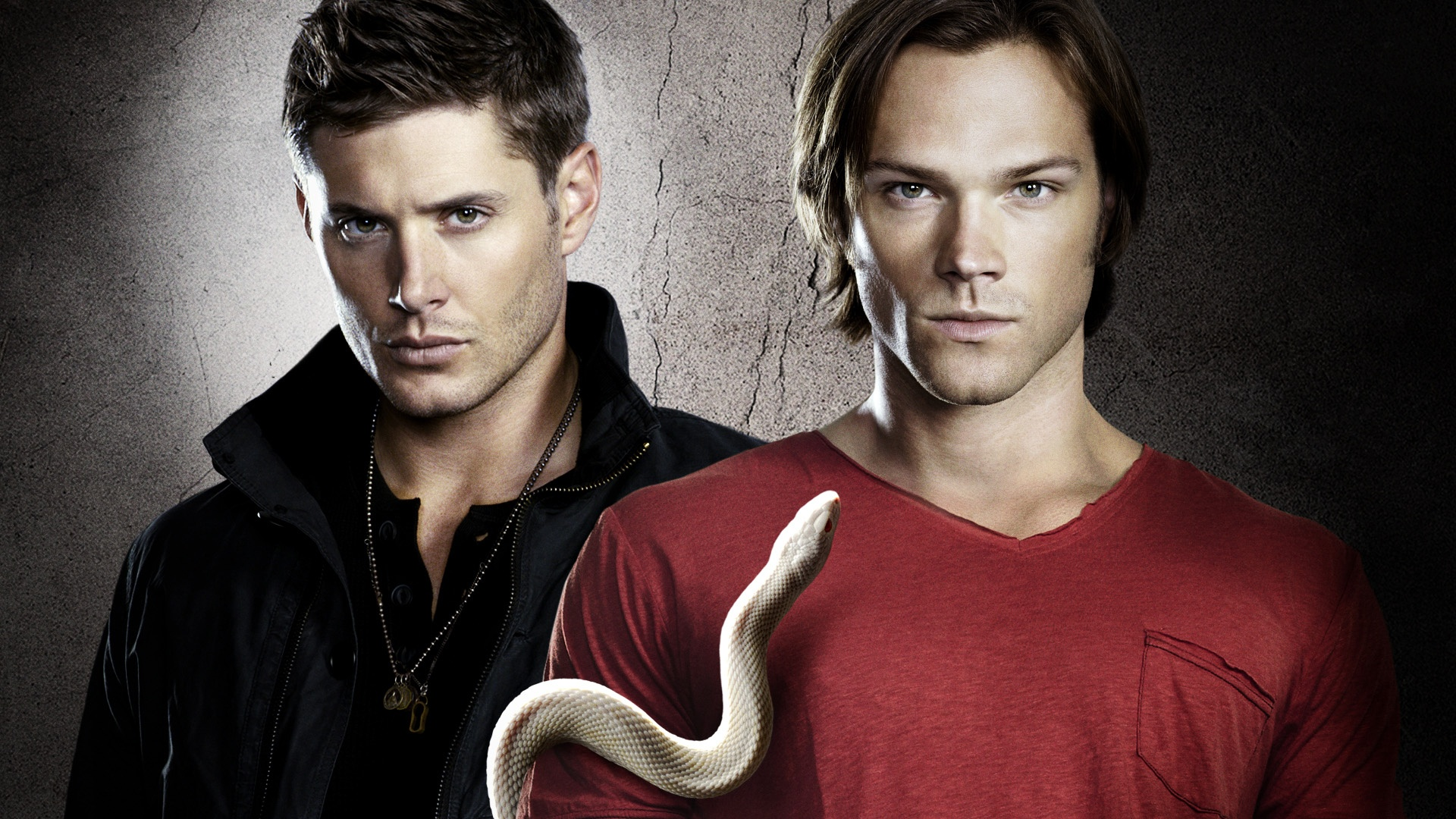 Nieuwe Poster Supernatural Seizoen 10 Serietotaal