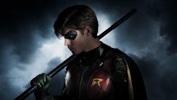 Eerste blik op Robin in 'Titans'