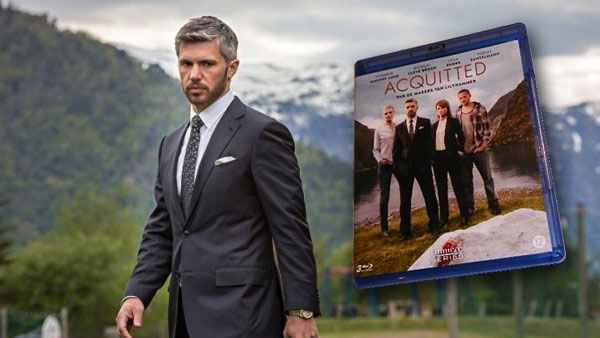 Tv Serie Op Blu Ray Acquitted