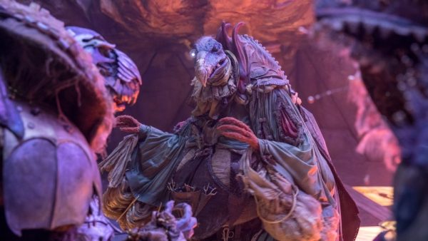 Trailer 'The Dark Crystal: Age of Resistance'!