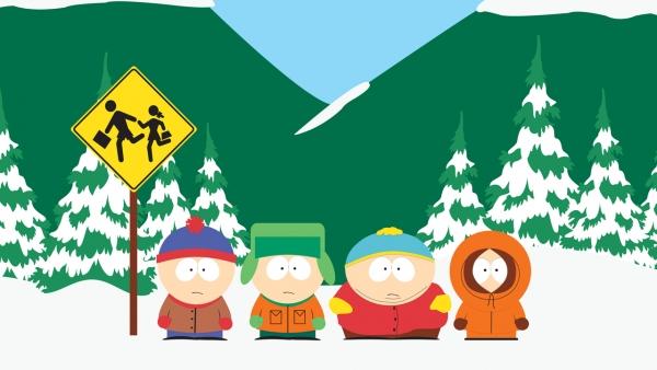 'South Park' wordt minder politiek