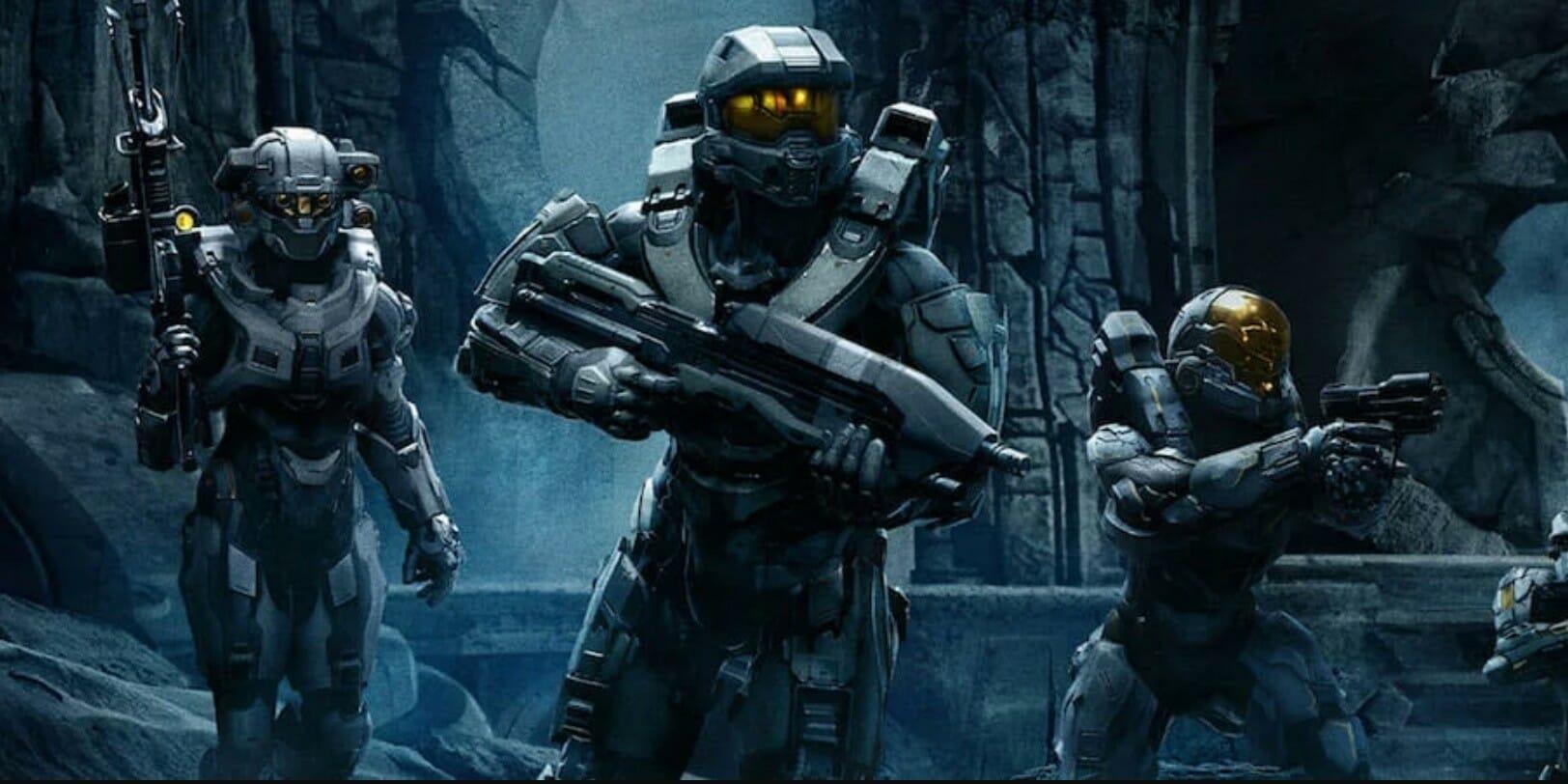 Hij komt er echt! Opnames 'Halo' van start - SerieTotaal