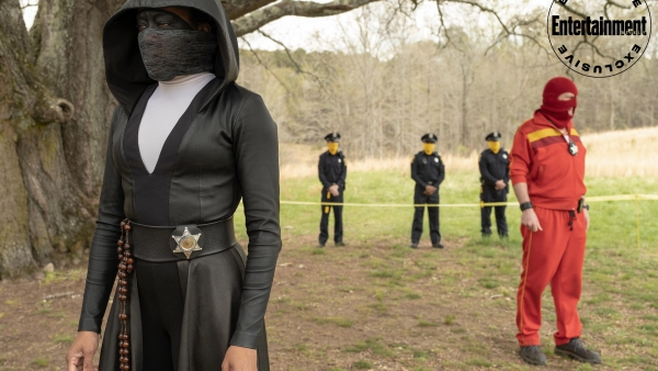 'Watchmen'-synopsis teaset groots mysterie