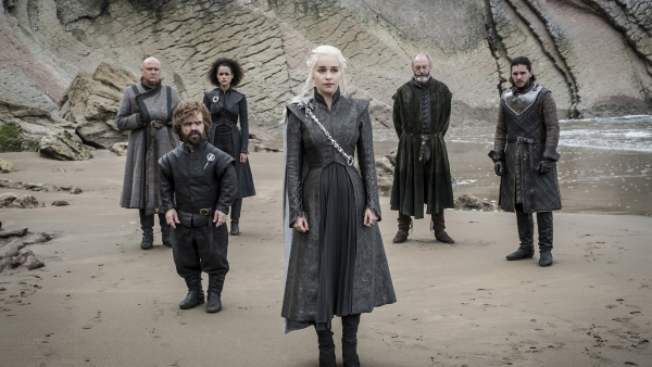 Aflevering 5 'Game of Thrones' wordt groter!