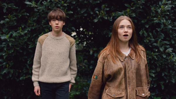 Trailer komische The End of the F**king World