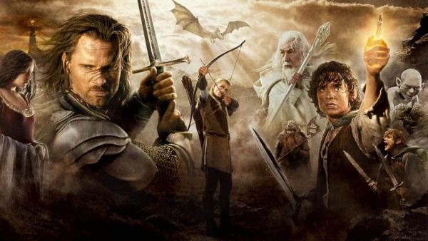 Dit is de volledige cast van 'Lord of the Rings'!