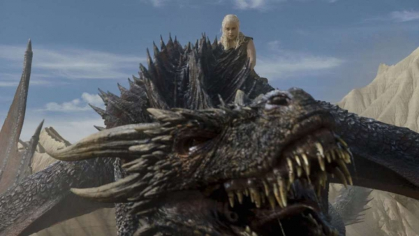Draken in nieuwe 'Game of Thrones' beelden!