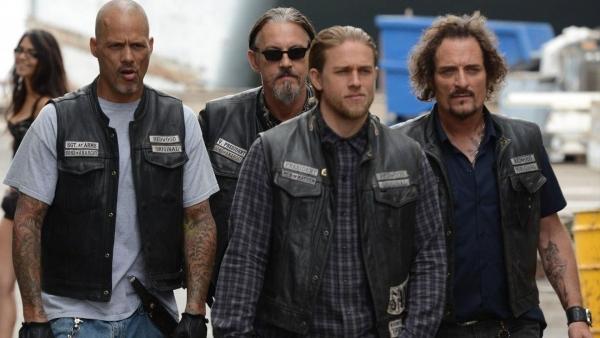 'Sons of Anarchy' verdwijnt van Netflix