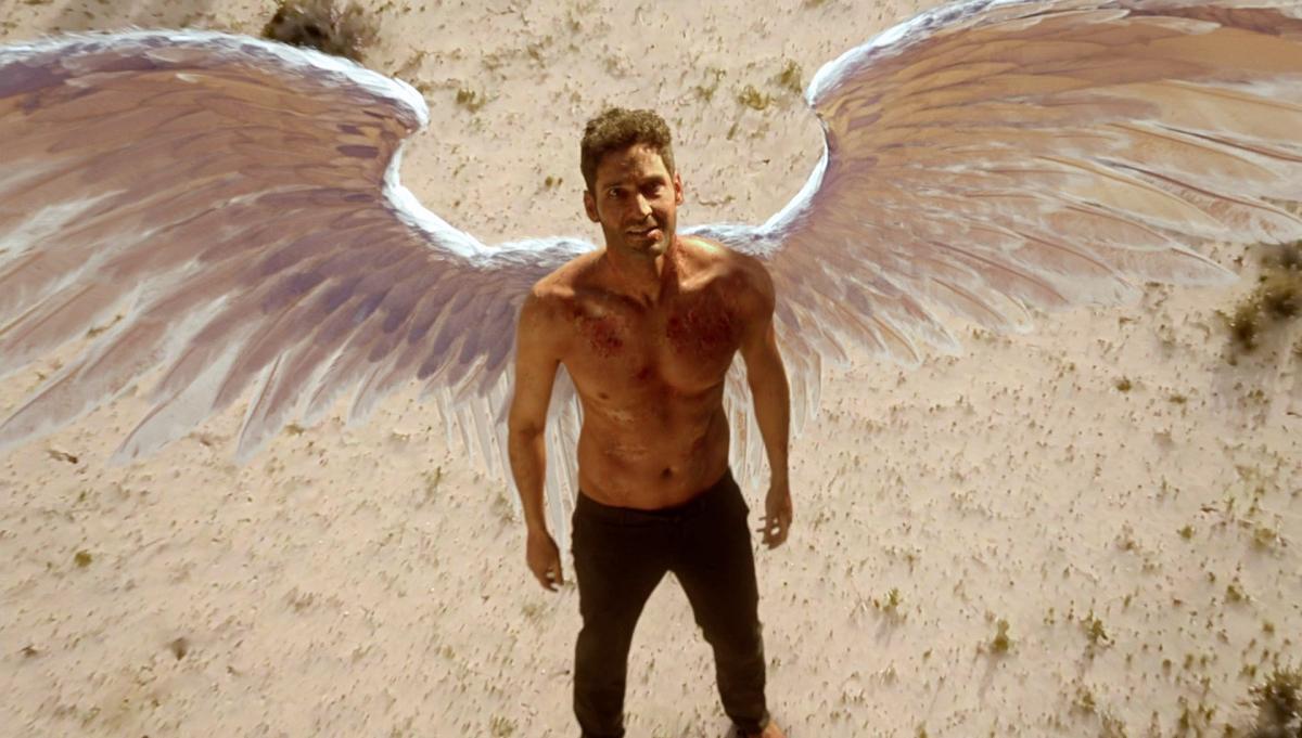 Seizoen drie geeft 'Lucifer' vleugels! [Dvd] - SerieTotaal