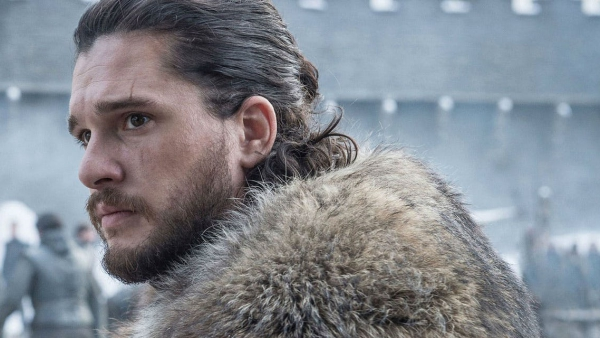 Kit Harington blij met eind 'Game of Thrones'